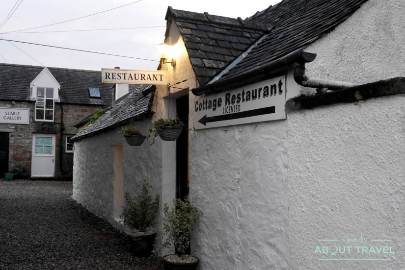 Restaurante The Cottage en Inveraray