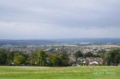corstorphine hill, Edinburgh