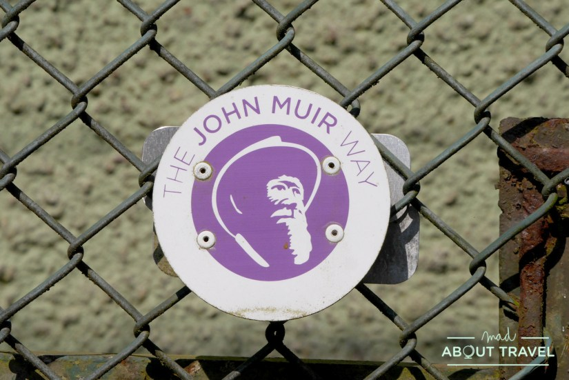 John Muir Way Edimburgo