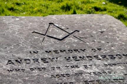 cementerios de Edimburgo: corstorphine