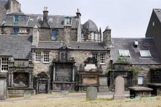 cementerios de edimburgo: greyfriars