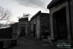 cementerios de Edimburgo: New Calton
