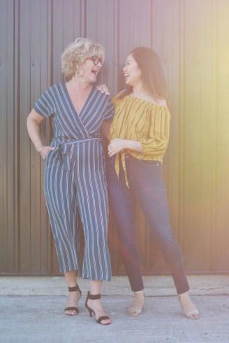 Doreen & Vanessa
