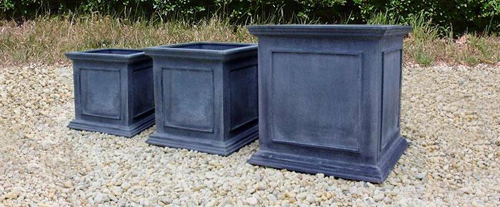 Objects Of Design #65: Zinc Planters