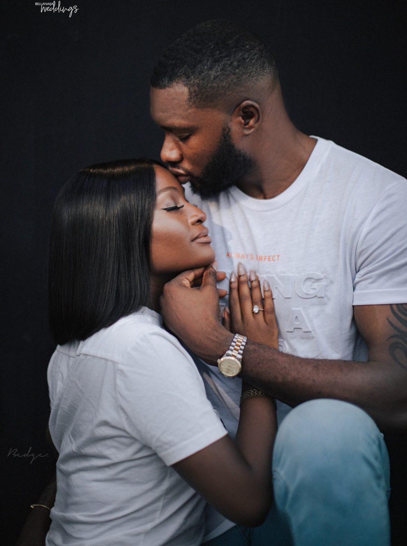 Emmanuel Ikubese and Anita Adetoye