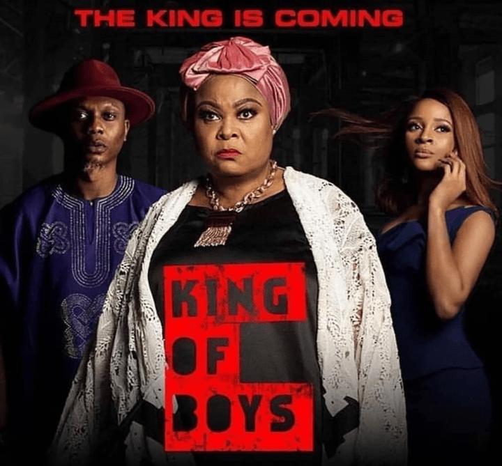 Sola Sobowale in King of Boys