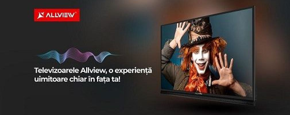 Allview a intrat pe piața de televizoare