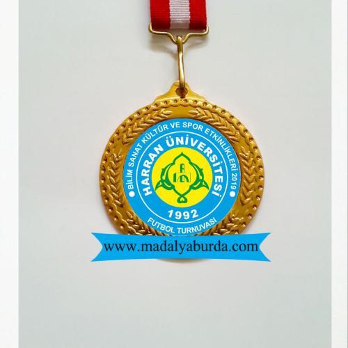 futbol turnuva madalyası