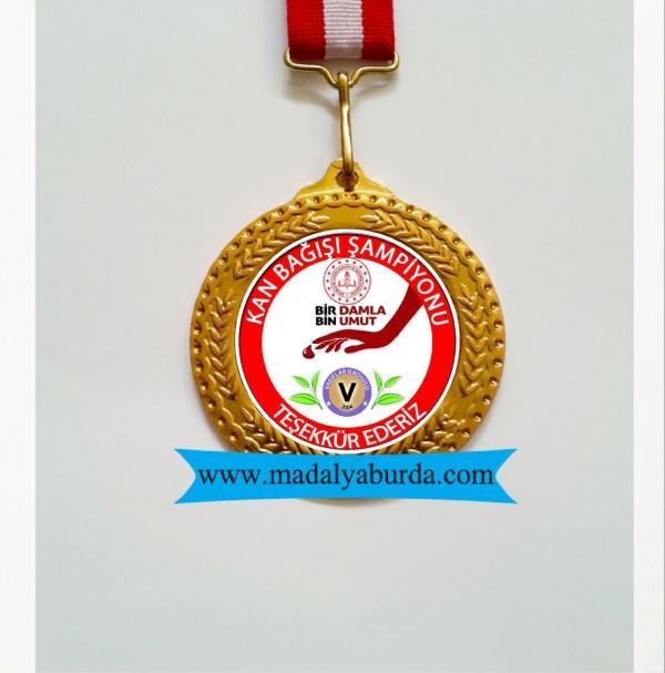 kızılay kan bağışı ödülü okullar
