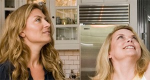 Madalyn clearing on Genevieve Gorder's new TV show