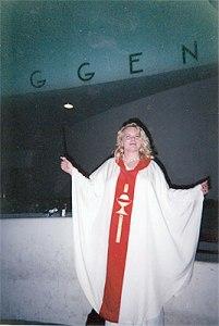Madalyn Aslan clears The Guggenheim Museum