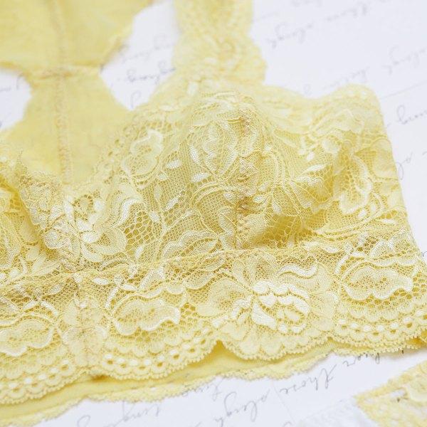 bralette sewing pattern by madalynne