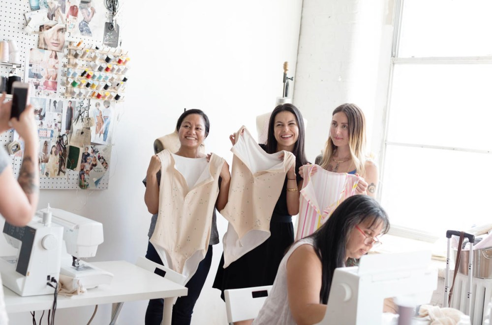 Recap: Bodysuit Workshop with Madalynne