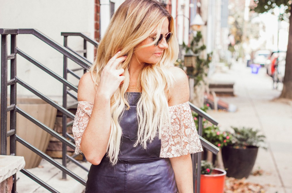 Styling a Lace Bodysuit with The Fashionably Broke Teacher