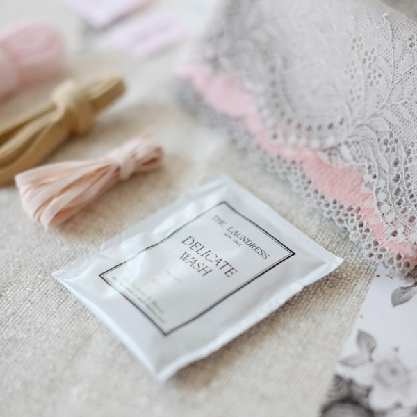 diy lingerie sewing kit