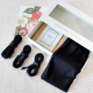 diy bralette sewing kit