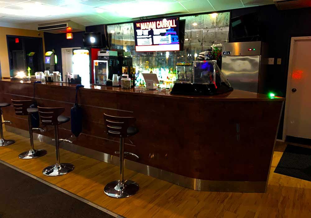 The Madam Carroll Luse Lounge