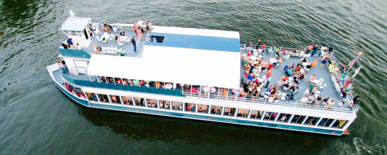 The Madam Carroll | Indiana's Largest Boat, Lake Freeman's