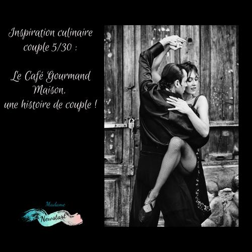 Couple danse tango