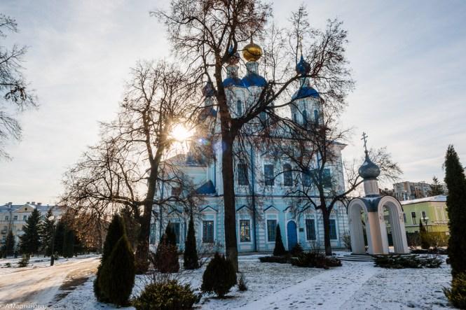 Собор Казанской иконы Божией Матери в Тамбове