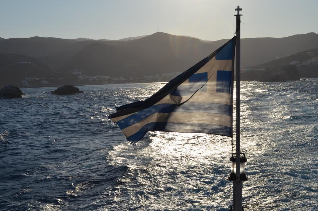 ギリシャ 船旅
