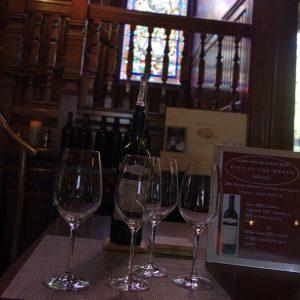 Beringer Vineyards(ベリンジャー・ヴィンヤーズ)ステンドグラス