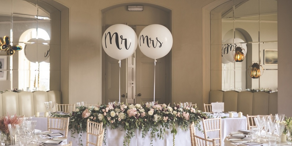 Wedding Balloon Decoration Ideas For The Ceremony And The