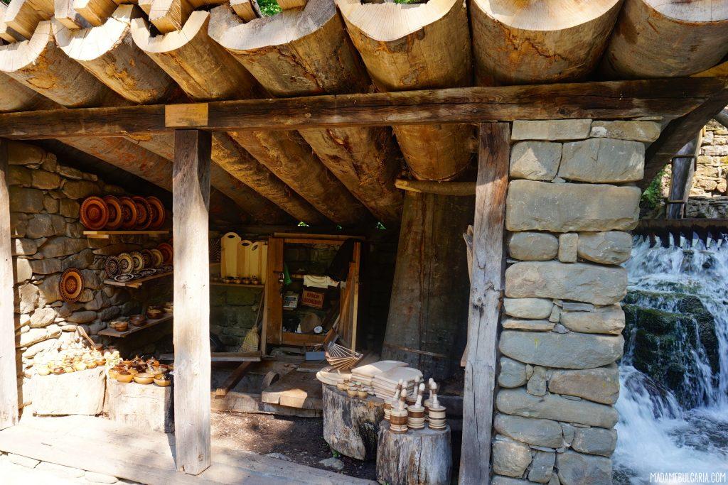 Etar, the famous ethnographic village in Bulgaria