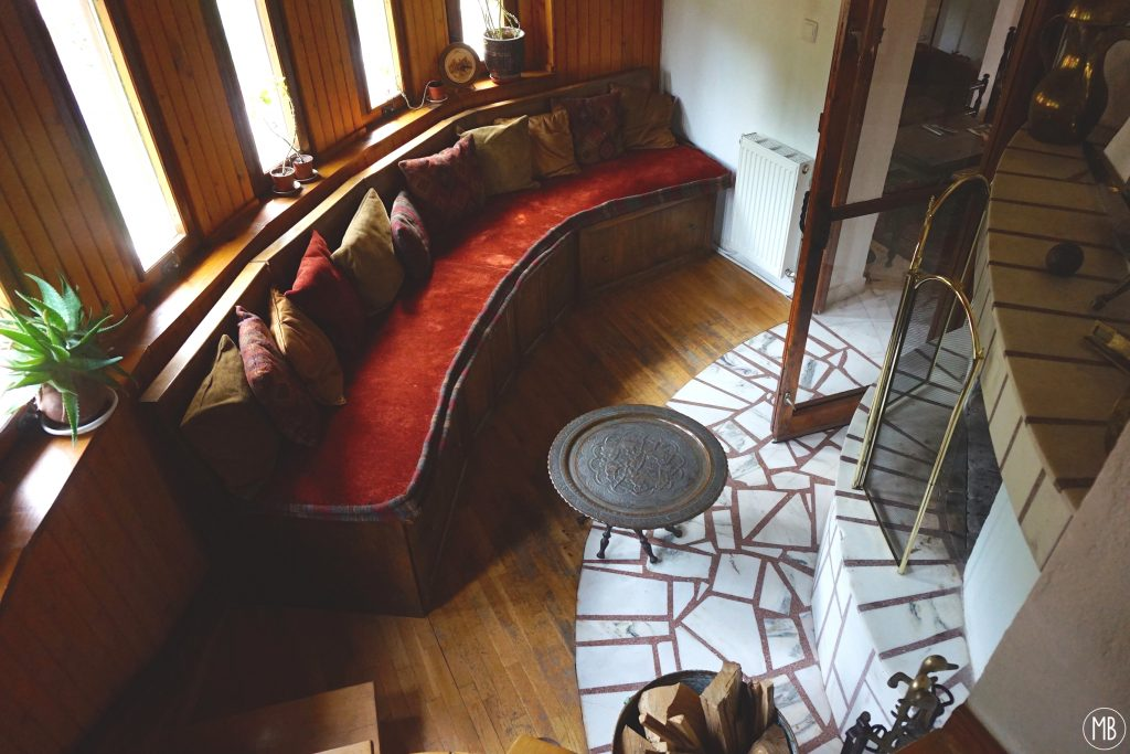 The living room, commun parts (2)