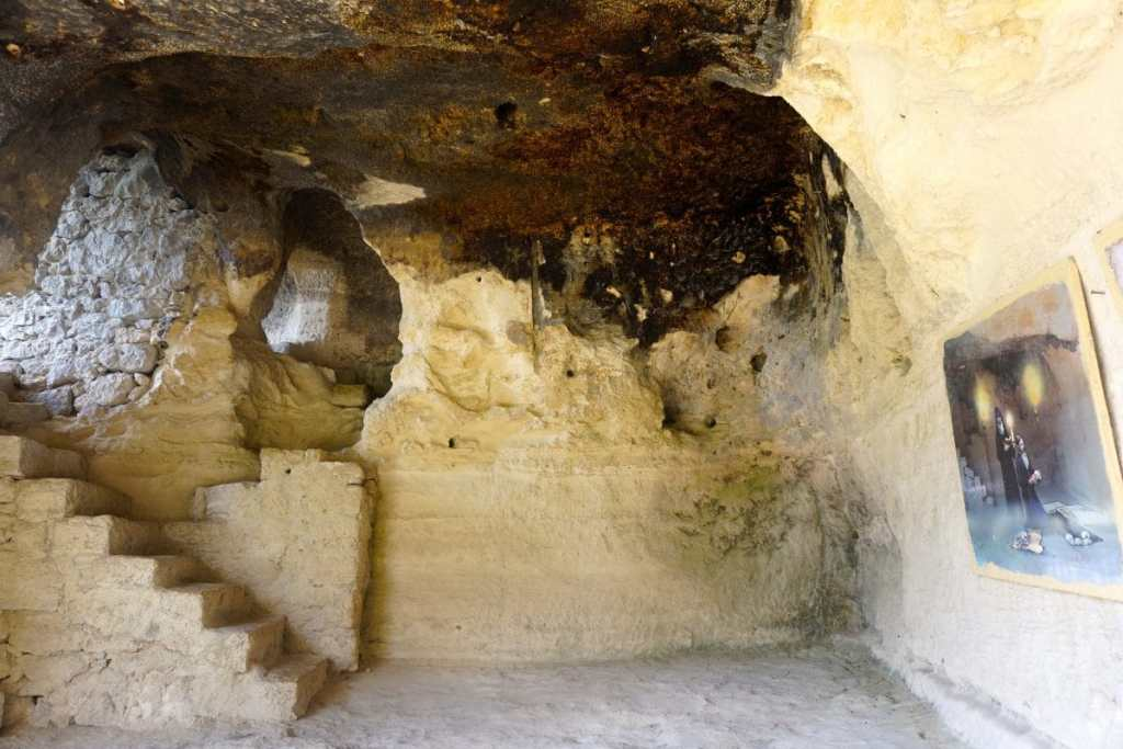Aladzha Monastery Varna Bulgaria