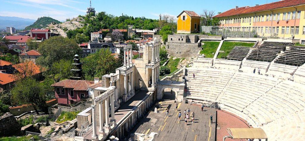 Plovdiv Tourist Bulgaria Activities