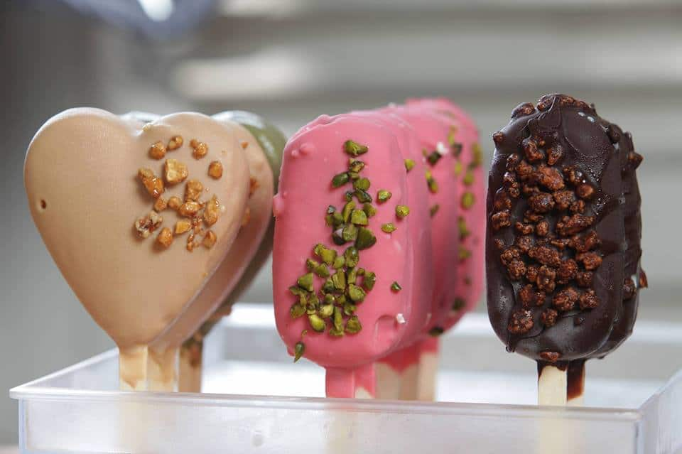 Ice Cream Places In Sofia Bulgaria