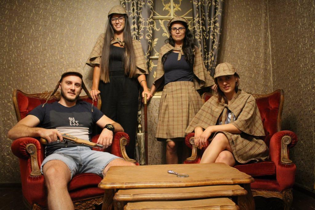 Escape rooms Sofia Bulgaria
