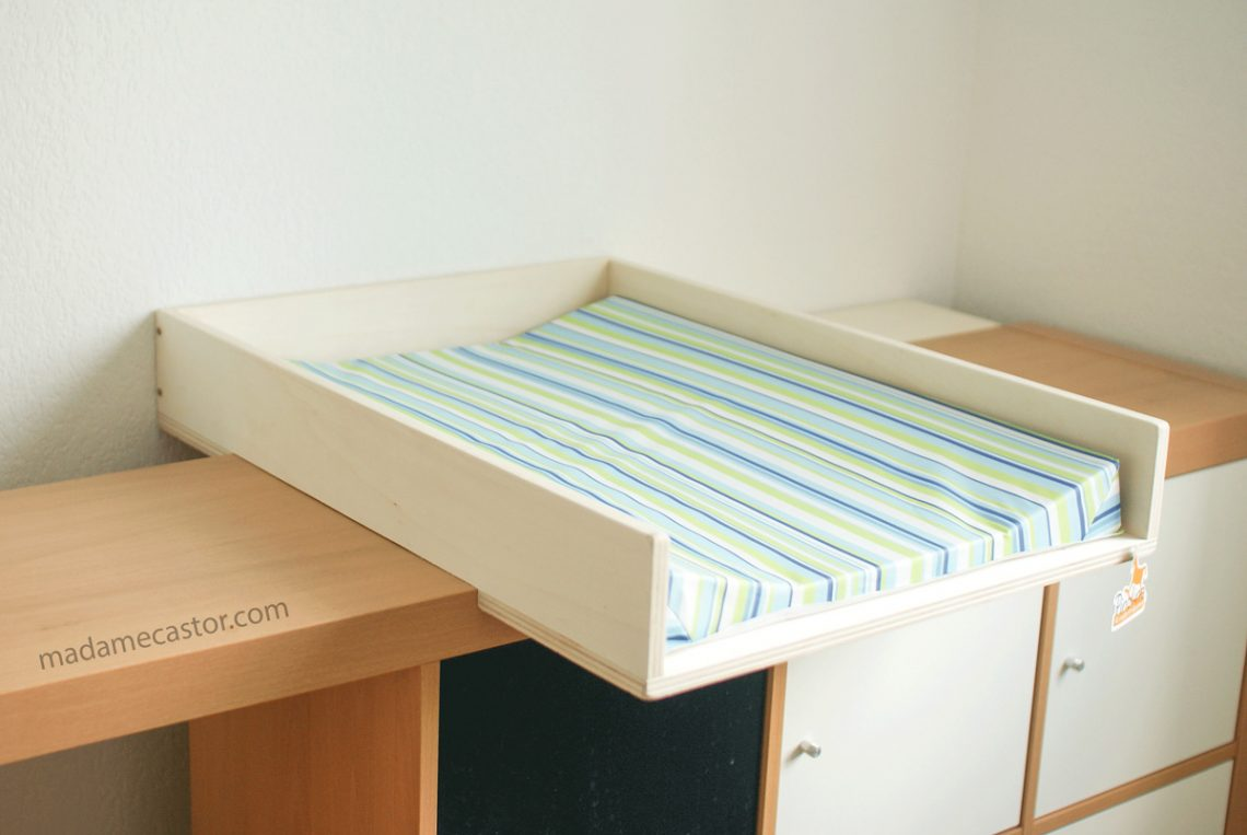tuto table a langer pour meuble ikea