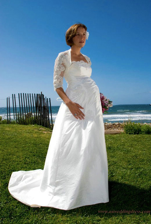 Maternity Wedding Dresses Gone Are The Days Of The Maternity Bridal Moo Moo Madame Chireau