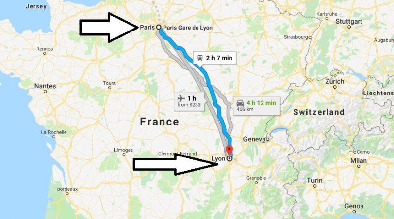 Reste blog trivia Lyon map