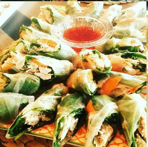 Madame Foodie Group Catering Sutherland Shire