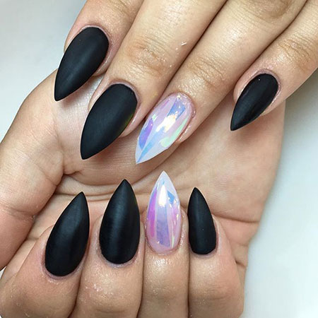 23 Chic Stiletto Nail Art Madame Friisuren Madame Frisuren