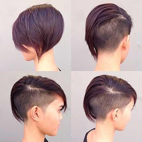 Summer trend Bob hairstyles for fine hair
