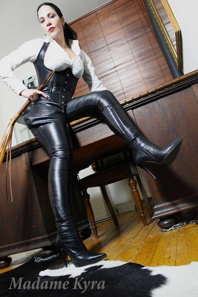Madame Kyra, Domina, Duesseldorf, Germany