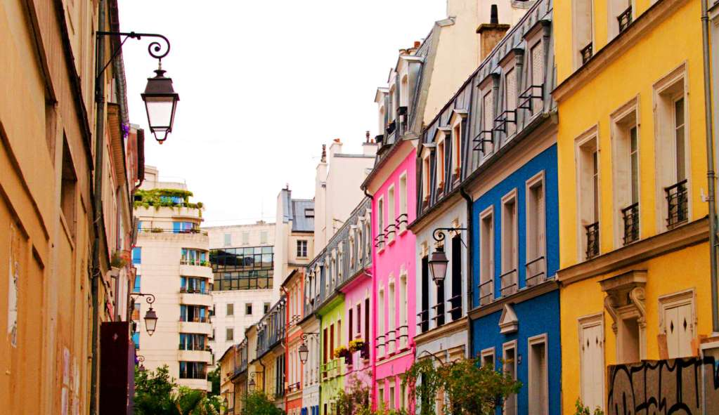 prettiest street in paris