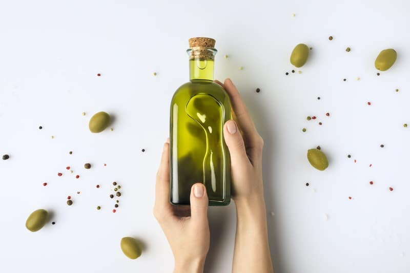 l huile d olive pour les cheveux la