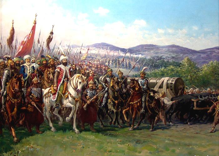 El imperio Otomano su decadencia Byzantine16