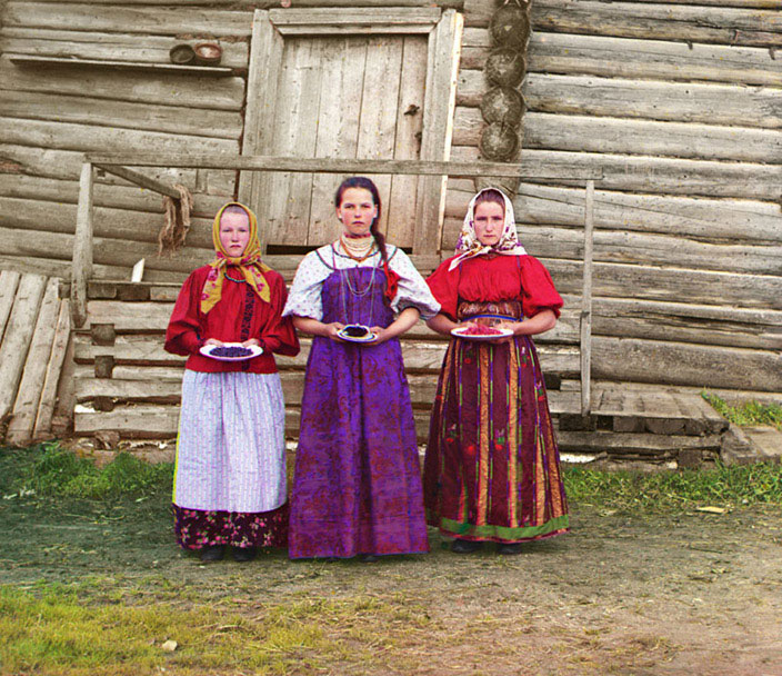 Image result for traditional borscht old russia peasant woman