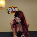MadameSamanthaB, Lady Alice, Crimson Moon, spanking party, Bound in rope, Tied up, Girls dominating girls, Spanking parties, spanked by Samantha Baker, girls spanking girls