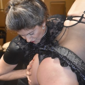 MadameSamanthaB, spanking party, Girls spanking girls, Spanking parties, spanked by Samantha Baker, girls spanking girls