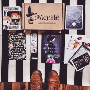 January Owlcrate