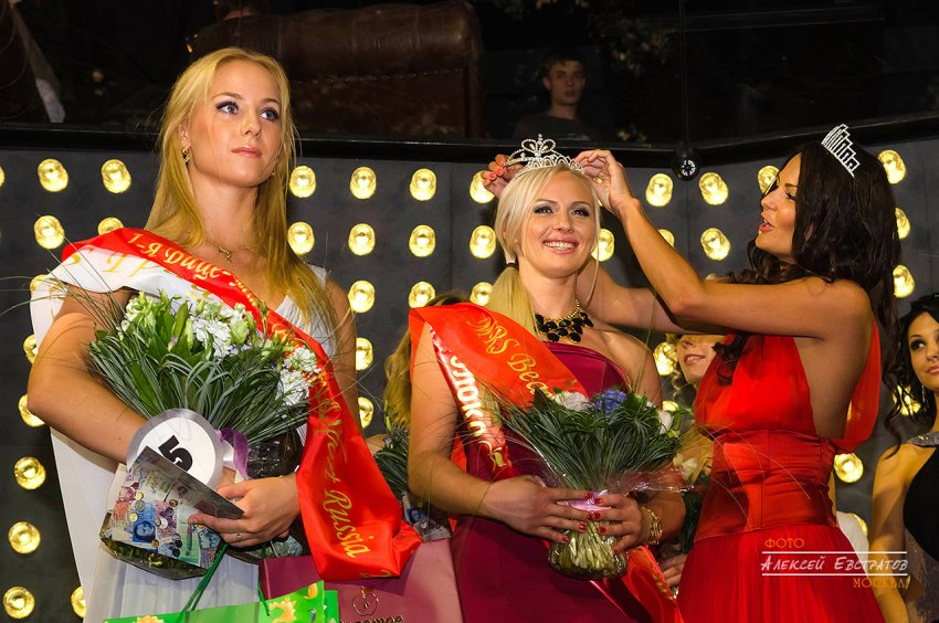 Svetlana Koulakova, une des plus belles boxeuses du monde.