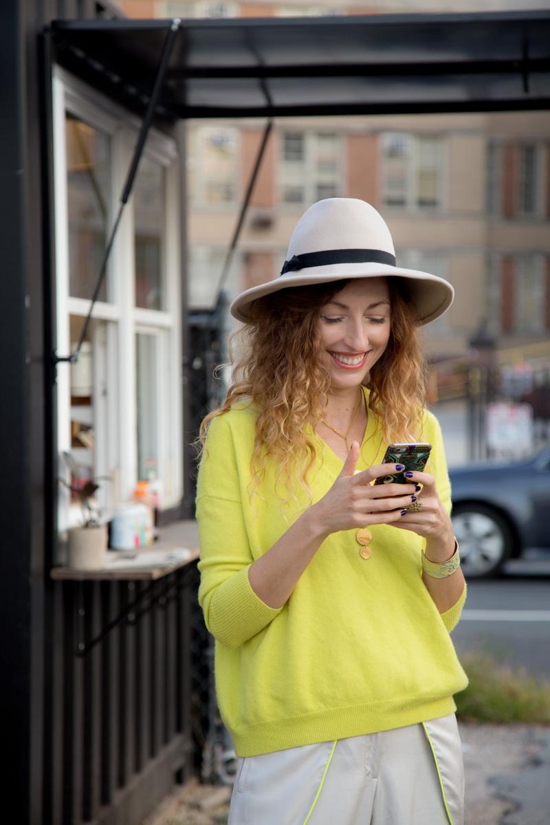 Saida Mouradova Blogger