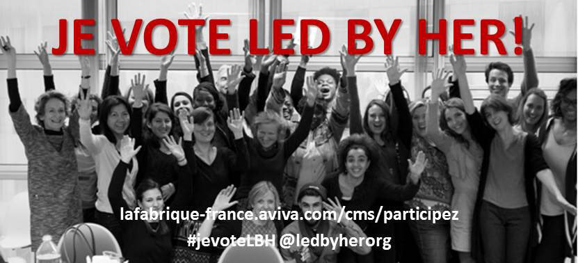 Led By Her Chiara Condi Contest Aviva Fabrique Paris France